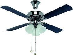 Crompton Greaves Uranus 1200mm 72-Watt Ceiling Fan (Black): Amazon.in: Home & Kitchen