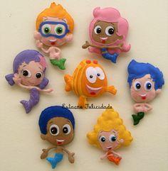 Estação Felicidade: Bubble Guppies