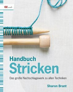 Handbuch Stricken | Martinas Bastel- & Hobbykiste