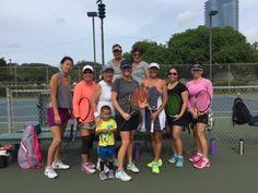 """さとうあつこのハワイ不動産: ホノルルテニスリーグ女子Bチーム""""パッシングショッツ"""""""