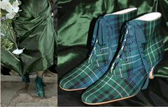 """These boots make me want to dance the """"Duke of Perth"""" or """"Hamilton House"""" Scottish Reels."""