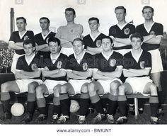 Scotland under 23s team 1960.