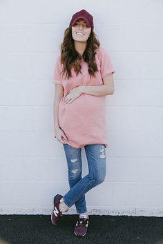 Comfy #maternitystyle #stylishpregnancy