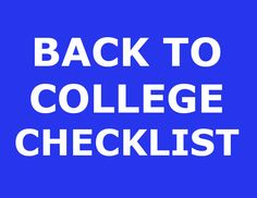 We've made getting ready for college easy with the 2014 IKEA college checklist.