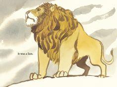 Jim's lion, R. Hoban, ill. Alexis Deacon