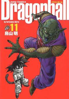"""""""Dragonball Kanzenban, Vol. 11"""""""