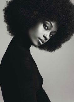 Always wanted an Afro!