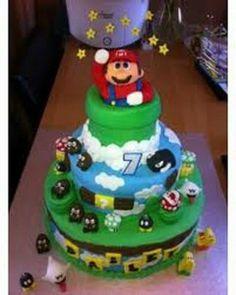 birthday cake 7 years