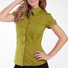 Worthington® Short Sleeve Essential Shirt - jcpenney