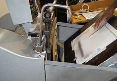 Fabricação de letra caixa para fachadas - RCO Print #RCOPrint #LetraCaixa #Fachada #Fachadas #LetraCaixaFachada #Fabricação #FabricaçãoLetraCaixaFachada