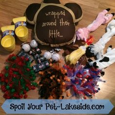 Spoil Your Pet with gifts from Lakeside.com