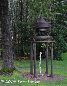 Dark-fantasy woodland, Asian teahouse and more at Bedrock Gardens, part 2 | Digging
