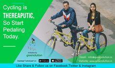 #Cycling is THEREAPUTIC, So Start #Pedaling Today.   #Greenolution #BikeShare #BikeSharing #BikeRent #BikeRenting  #CycleShare #CycleSharing #CycleRent #CycleRenting  #CycleOnRent #BicycleOnRent  #BicycleShare #BicycleSharing #BicycleRent #BicycleRenting  #RentBicycle #RentCycle  #ShareBicycle #ShareCycle  #PublicBikeSharing #PublicBicycleSharing #PublicCycleSharing  #LetUsCycle #BicycleSharingScheme #CycleSharingScheme  #RentACycle #RentABicycle  #Bicycle #Cycle
