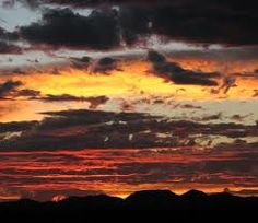 Tucson, AZ sunset, Beautiful!