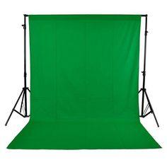 Photo Studio Video Background Screen Green White Black Backdrop Stand Kit #Herohoang