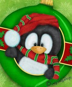 Christmas Bird, Christmas Clipart, Christmas Images, Christmas Printables, Decoupage, Arte Country, Christmas Crafts, Christmas Ornaments, Painted Ornaments