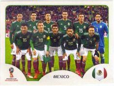 00b7a50cd49 453 MEXICO team Panini 2018 World Cup Russia sticker | eBay Mexico Team, Mexico  Soccer