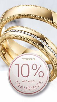 Findet eure Traumringe und sichert euch jetzt 10% Rabatt auf Trauringe! Love Bracelets, Cartier Love Bracelet, Bangles, Jewelry Patterns, Gold, Bracelets, Cartier Love Bangle, Bracelet, Cuff Bracelets