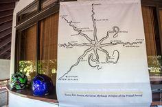 Остров Раиатеа: мараэ Тапутапуатеа и центр полинезийского треугольника Octopus, Shower, Prints, Rain Shower Heads, Showers, Calamari, Squidbillies, Octopuses
