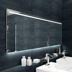 Designer mirror for every style - New Decoration ideas Spiegel Design, Designer Spiegel, Baroque Mirror, Toilet Design, Double Vanity, Home Accessories, Modern Room, Interior Design, Bathroom