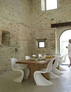 #design #interior #inspiration  casa olivi by the style files, via Flickr