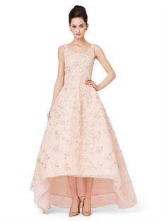 EMBROIDERED GOWN WITH FULL SKIRT, $12,890.00