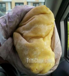 Dhalpuri Roti on the Go!