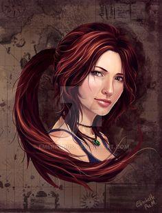 Tomb Raider Reborn - Lara Croft by Emeraldus