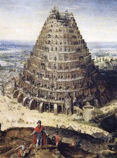 #Skype translator like #Babylon tower