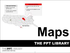 https://flevy.com/browse/strategy-marketing-and-sales/powerpoint-library-maps-182/ref/documentsfiles/ This document is a collection PowerPoint maps that you can use within your own presentations.