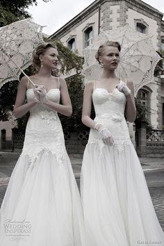 galia lahav wedding couture line for 2012
