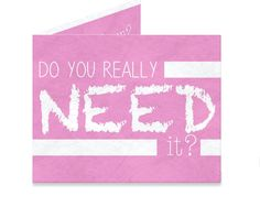 Artist Collective: Do You Really? [In PINK] by Tepe