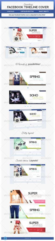 Dazzling Facebook Covers - Facebook Timeline Covers Social Media