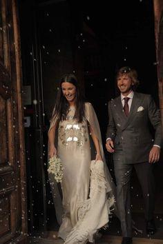 La boda de Alejandra y Jorge en Arties © Ana Larruy