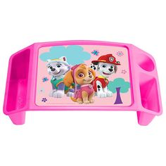 """Paw Patrol Activity Tray -  Kids Only - Toys""""R""""Us"""