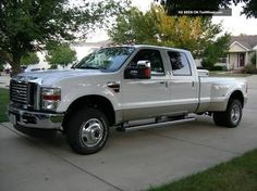 Ford F 350 Ultimate Lariat 2010 Ford F 350 Lariat Ultimate Dually 6 Turbo Diesel 2011 2009 Ford Trucks, 4x4, Diesel, Bike, Vehicles, Sport, Street, Board, Trailers