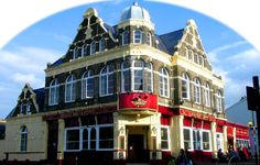 The Local - Ye Olde Rose and Crown.    Dog friendly, good price, live music, comedy and pool table