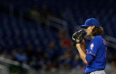 Jacob deGrom finishes 2014 with a 10-strikeout performance against the Braves.