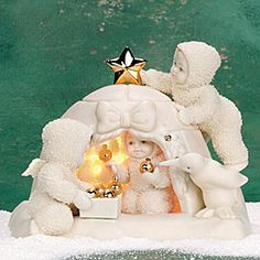 """Department 56: COLLECTING - """"I'll Be Home For Christmas"""" - Snowbabies™ Retirements"""