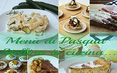 Menù di Pasqua - ricette antipasti primi secondi contorni e dolci Tacos, Menu, Pasta, Chicken, Ethnic Recipes, Oven, Menu Board Design, Cubs, Pasta Recipes