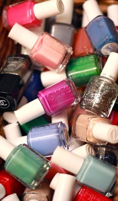 nail polish for days