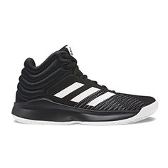 sports shoes bb415 fe32c adidas Pro Spark 2018 Boys  Basketball Shoes