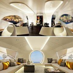yacht interior more | by the sea | pinterest | sonne, luxus-dekor, Innenarchitektur ideen