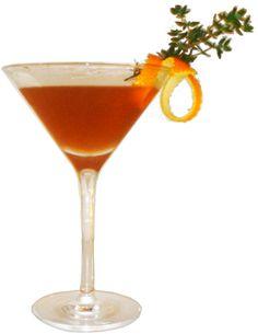 Orange & Thyme Daiquiri