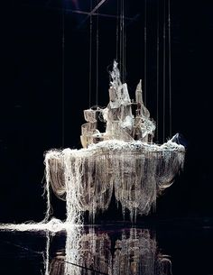 Lee Bul. After Bruno Taut, photo by Patrick Gries, 2007.