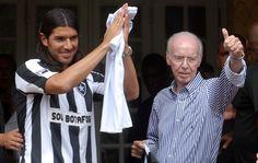 BotafogoDePrimeira: Botafogo vai condecorar Garrincha, Zagallo e outro...