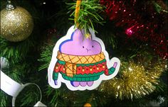 DIY Adventure Time Christmas Gift Tags PRINTABLE Cabinet of