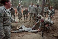 Basic Training at Fort Jackson, SC - Where I trained