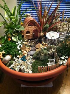 The Miniature and Fairy Garden Entries from the Great Annual Miniature Garden Contest, Part 6 of 6   The Mini Garden Guru - Your Miniature Garden Source