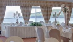 The hotel's location offers a breath-taking backdrop for creating your perfect wedding alb.